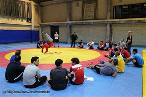 Photos 5   Advanced Greco-Roman Coaching Course 21