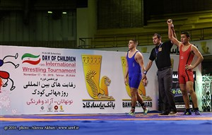 Photos 4  Wrestling tournament Children s Day 9