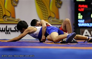 Photos 4  Wrestling tournament Children s Day 13