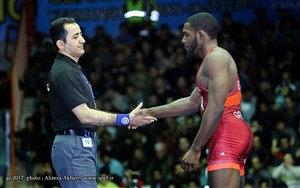 Photos 1  2017 Freestyle Wrestling World Cup 10