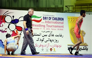 Photos 3  Wrestling tournament Children s Day 9
