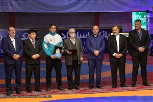 Photos 7 Takhti Cup Wrestling tournament 1