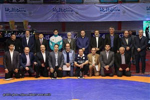 Photos 7 Takhti Cup Wrestling tournament 2
