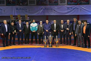 Photos 7 Takhti Cup Wrestling tournament 4