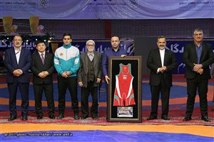 Photos 7 Takhti Cup Wrestling tournament 11