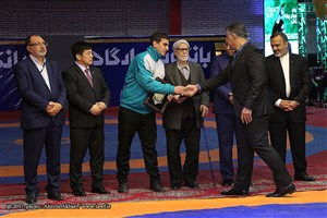 Photos 7 Takhti Cup Wrestling tournament 14