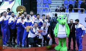 Photo 6  Greco-Roman World Clubs Cup 19