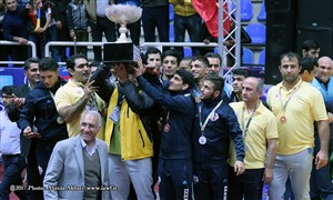Photo 6  Greco-Roman World Clubs Cup 21