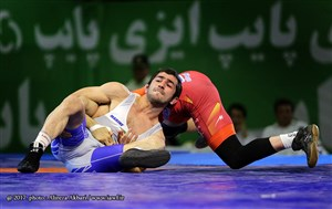 Photo 3  Iran FR   GR Wrestling League 1