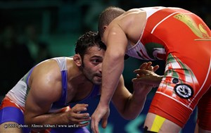 Photo 3  Iran FR   GR Wrestling League 4