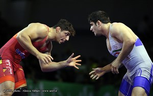 Photo 3  Iran FR   GR Wrestling League 5