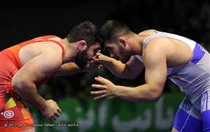 Photo 3  Iran FR   GR Wrestling League 6