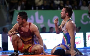 Photo 3  Iran FR   GR Wrestling League 7