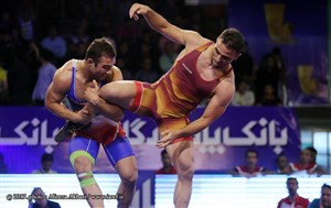 Photo 3  Iran FR   GR Wrestling League 8