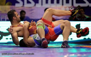 Photo 3  Iran FR   GR Wrestling League 9