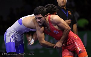 Photo 3  Iran FR   GR Wrestling League 11