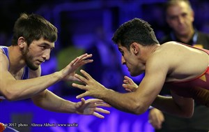 Photo 3  Iran FR   GR Wrestling League 16