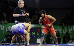 Photo 3  Iran FR   GR Wrestling League 17