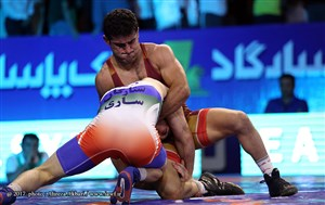 Photo 3  Iran FR   GR Wrestling League 18