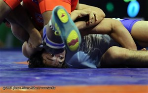 Photo 3  Iran FR   GR Wrestling League 20