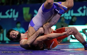 Photo 3  Iran FR   GR Wrestling League 21