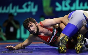 Photo 3  Iran FR   GR Wrestling League 22
