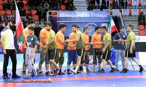 Photo 4  Greco-Roman World Clubs Cup 15