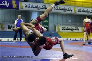 Photos  Iran Junior Greco-Roman Training Camp 1
