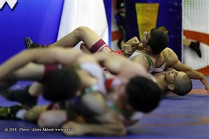 Photos  Iran Junior Greco-Roman Training Camp 2