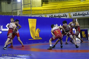 Photos  Iran Junior Greco-Roman Training Camp 3