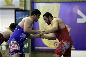 Photos  Iran Junior Greco-Roman Training Camp 8