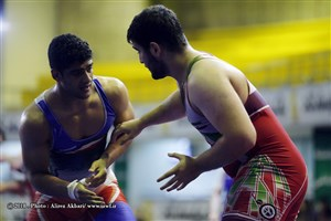 Photos  Iran Junior Greco-Roman Training Camp 9