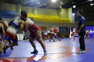 Photos  Iran Junior Greco-Roman Training Camp 11