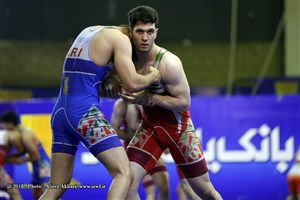 Photos  Iran Junior Greco-Roman Training Camp 12