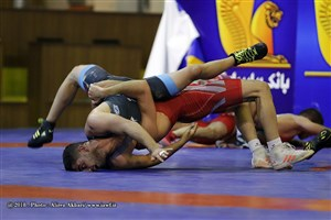 Photos  Iran Junior Greco-Roman Training Camp 13