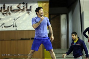 Photos  Iran Junior Greco-Roman Training Camp 14