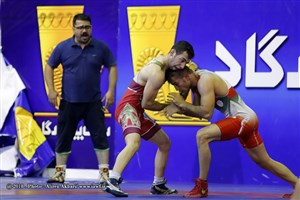 Photos  Iran Junior Greco-Roman Training Camp 15