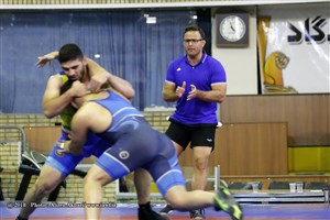 Photos  Iran Junior Greco-Roman Training Camp 16