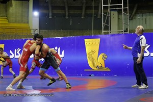 Photos  Iran Junior Greco-Roman Training Camp 19