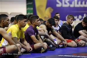 Photos  Iran Junior Greco-Roman Training Camp 20