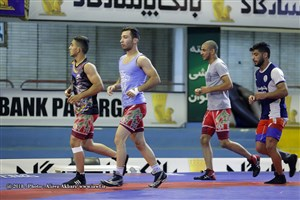 Photos  Iran Junior Greco-Roman Training Camp 24