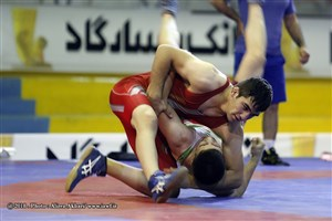 Photos  Iran Junior Greco-Roman Training Camp 25
