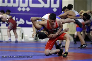 Photos  Iran Junior Greco-Roman Training Camp 26