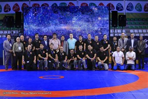 Photo 2   GR Wrestling Tournament  Yadegar Imam  Cup 1