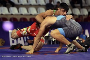 Photo 2   GR Wrestling Tournament  Yadegar Imam  Cup 5