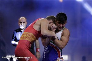Photo 2   GR Wrestling Tournament  Yadegar Imam  Cup 8