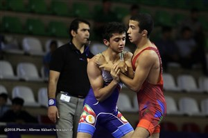 Photo 2   GR Wrestling Tournament  Yadegar Imam  Cup 12