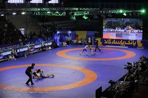Photo 2   GR Wrestling Tournament  Yadegar Imam  Cup 15