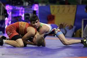 Photo 2   GR Wrestling Tournament  Yadegar Imam  Cup 21