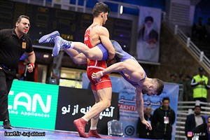 Photo 1  GR Takhti Cup Wrestling Tournament 5